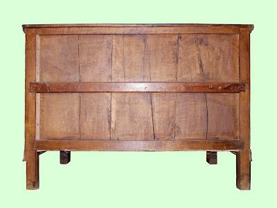 Cassettone Impero - inizio secolo XIX - mobili antichi - annunci
