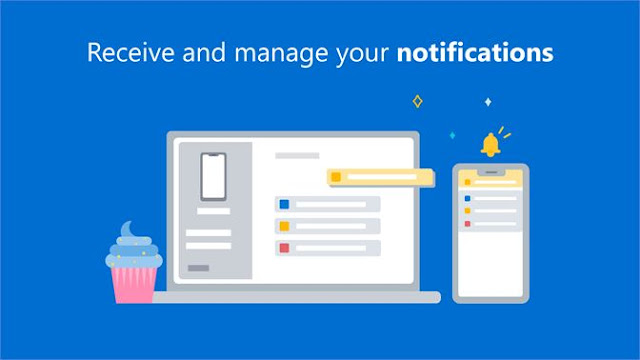 receive and manage your notification on windows 10