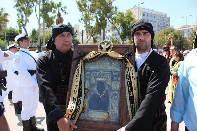 Η Καλλιθέα υποδέχεται την εικόνα της Παναγίας Σουμελά με πανηγυρικές εκδηλώσεις