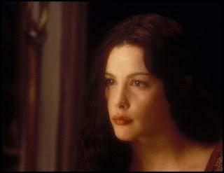 Liv Tyler: Arwen (El señor de los anillos, 2001-2003)