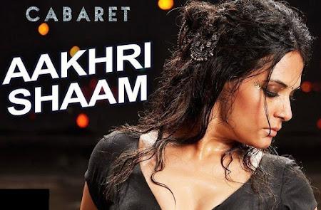Aakhri Shaam - Cabaret (2016)