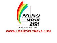 Lowongan Kerja Sukoharjo Staff Laboratorium di PT Pelangi Indah Jaya