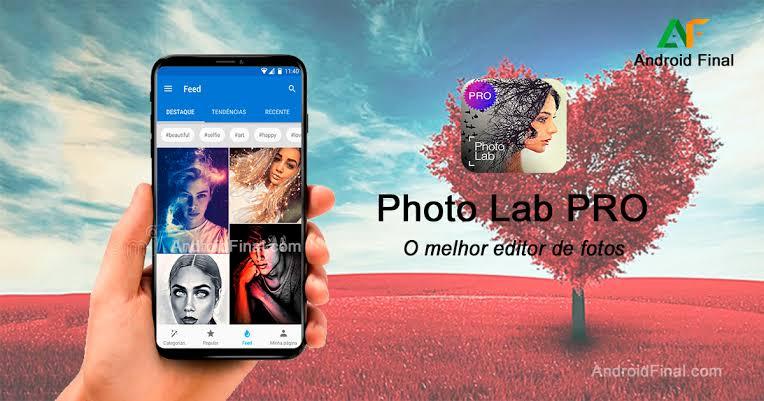 Photo Lab PRO v3.7.2 APK - Editor de fotos 2019