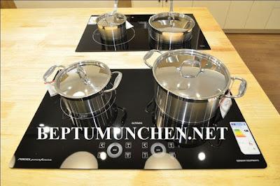 bếp từ Munchen là dòng bếp từ nhập khẩu cao cấp, sử dụng an toàn