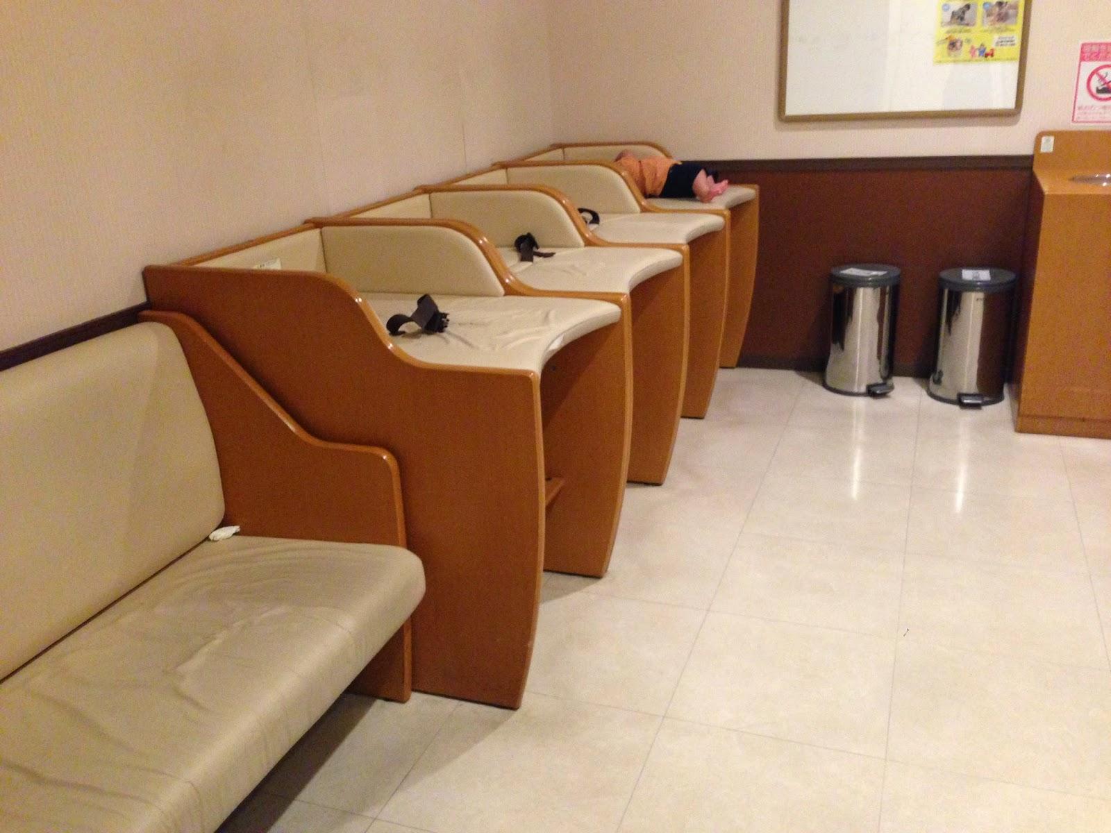 ららぽーと豊洲のベビー休憩室レポ