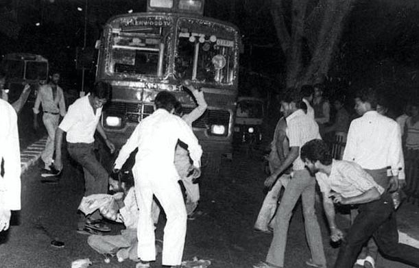 Anti-Sikh Riot, Delhi
