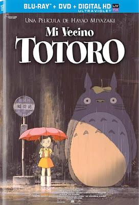 My Neighbor Totoro 1988 BD25 Latino