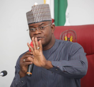 Yahaya Bello rejects COVID-19 vaccine; says it's meant to kill