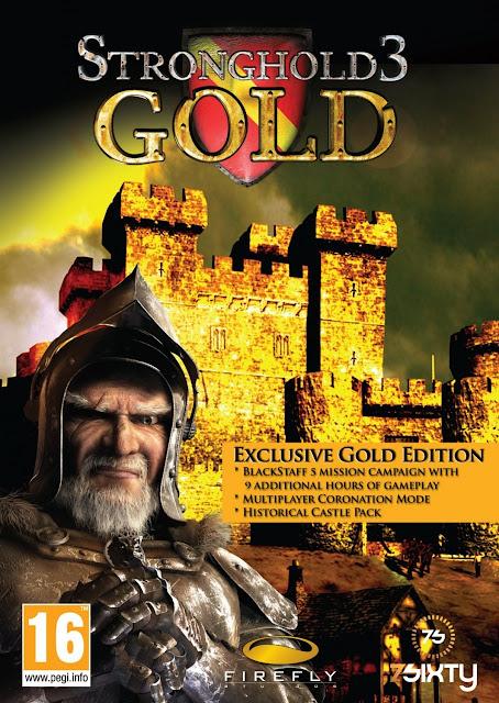 Descargar Stronghold 3: GOLD [PC] [Full] [1-Link] [ISO] [Español] Gratis [MEGA]