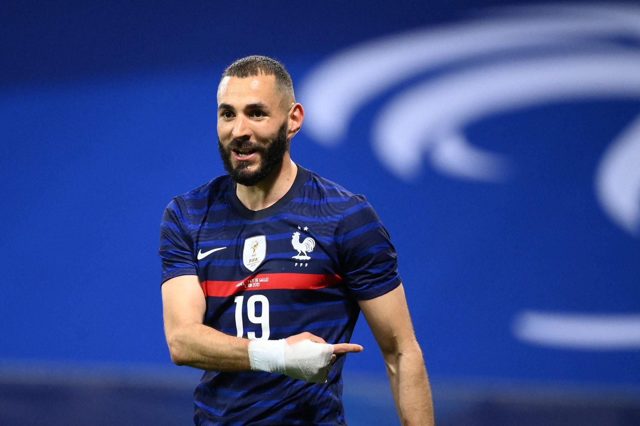 Los Blancos striker Karim Benzema will make his long awaited return to the national team at the EUROS