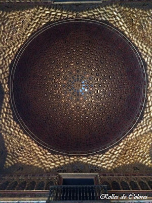 Salón de los Embajadores (Alcázar de Sevilla)