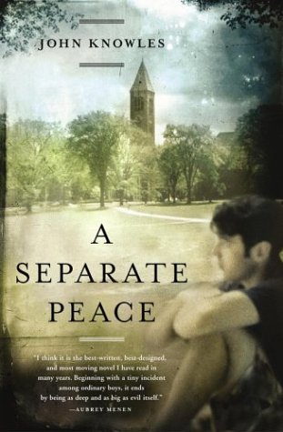 an analysis of separate peace by john knowles Get all the key plot points of john knowles's a separate peace on one page from the creators of sparknotes.