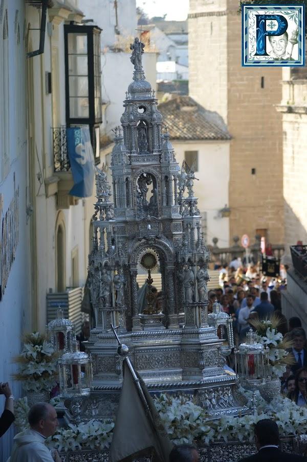 Jerez tendrá cartel anunciador de la Solemnidad del Corpus