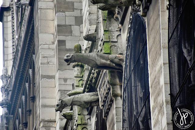 gargoyles, architecture