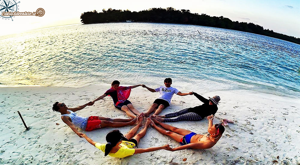 wisata open trip pulau seribu