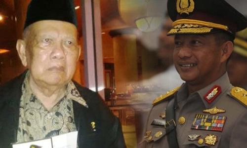Sebut Profesi Jurnalis Seperti Kotoran, Tahukah Kapolres Waykanan Bahwa Ayah Kapolri Wartawan Senior di Palembang?