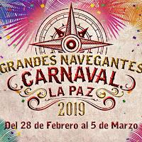 carnaval la paz 2019
