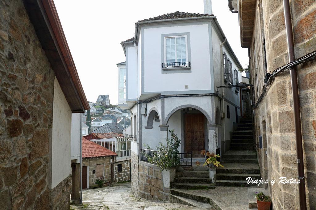 Calles de Castro Caldelas