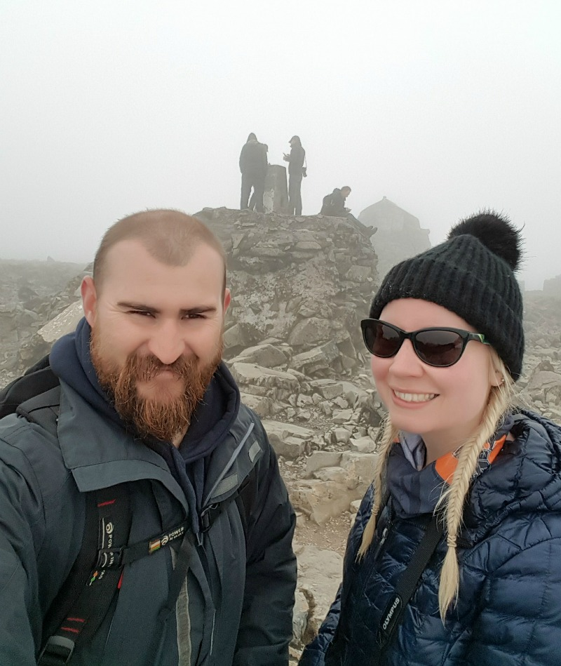 Ben Nevis Summit [Essentials to Pack for a Highland Adventure]