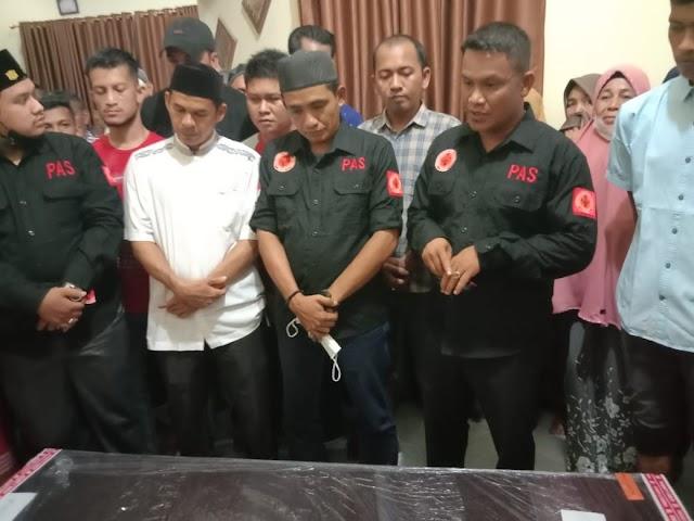 Dua Jenazah Warga Aceh di Jakarta Selatan Yang Meninggal Kini Tiba Dirumah Duka