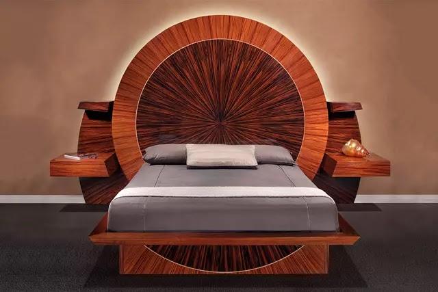 2 yıllık çalışmalar sonunda üretilen Parnian Furniture Bed, üstün malzemelerin ve estetiğin nasıl inanılmaz bir yatağa dönüşebileceğinin harika bir örneğidir.