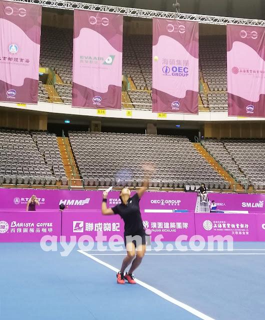 Melaju ke Final Kualifikasi WTA Taipei OEC Open, Ini Kata Aldila Sutjiadi