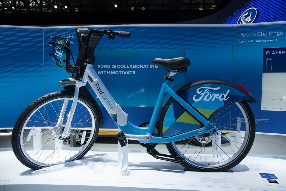 Ford go bike