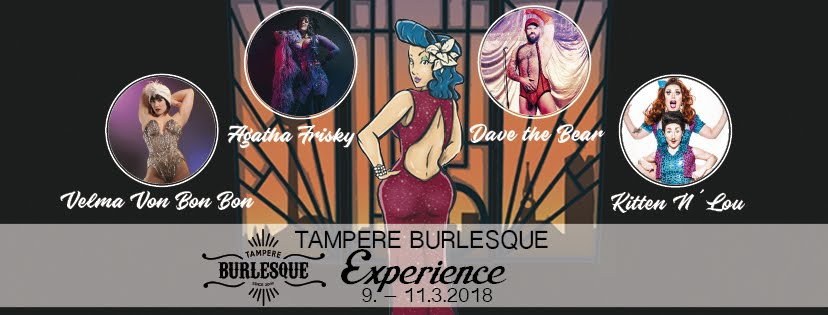 Tampere Burlesque Experience