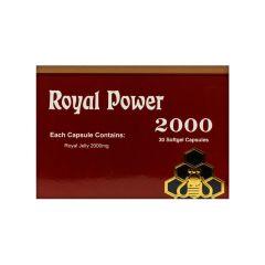 سعر ودواعى إستعمال دواء رويال باور 2000 Royal power لتقوية المناعة
