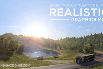 Realistic Graphics Mod v4.0 - by Frkn64