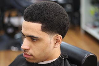 Afro Fade