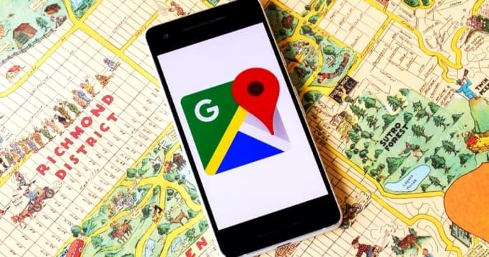 برنامج خرائط جوجل Google Maps