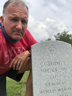 A Tribute of Honor for Navy Veteran Claude Hicks