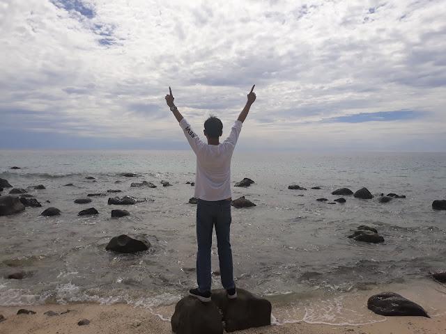 Sumur Tiga Beach, Sabang