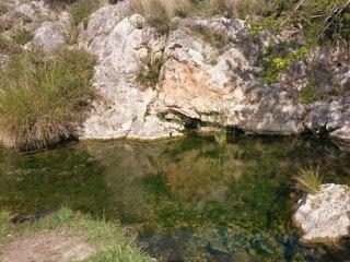 Els Estanys d'Almenara, provincia de Castellón.