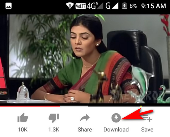 YouTube Video Ko Offline Save Kaise Kare?