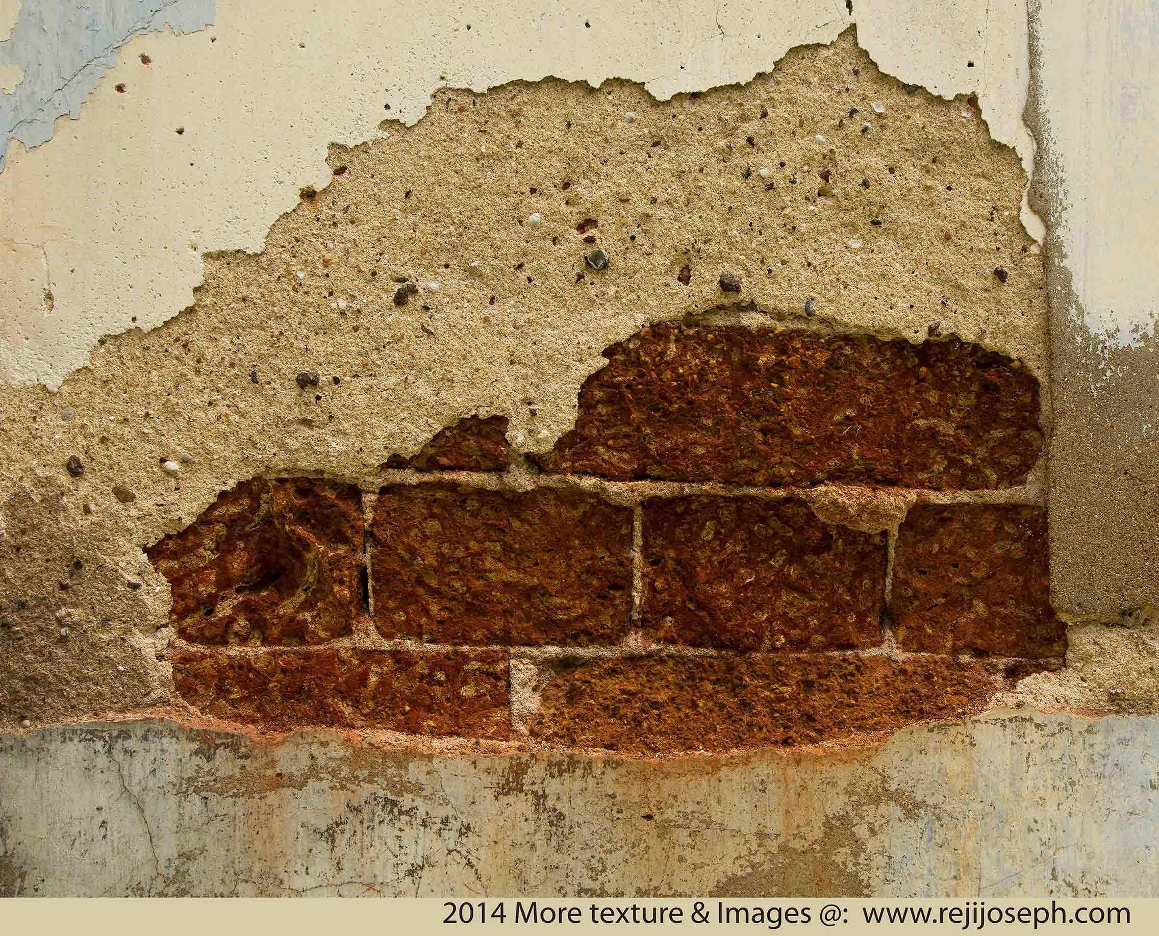 Broken Wall Texture 00003