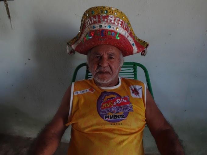 Morre Seu Zé de Borges, o maior carnavalesco de Fernando Pedroza