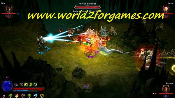 تحميل لعبة Diablo 3 للكمبيوتر