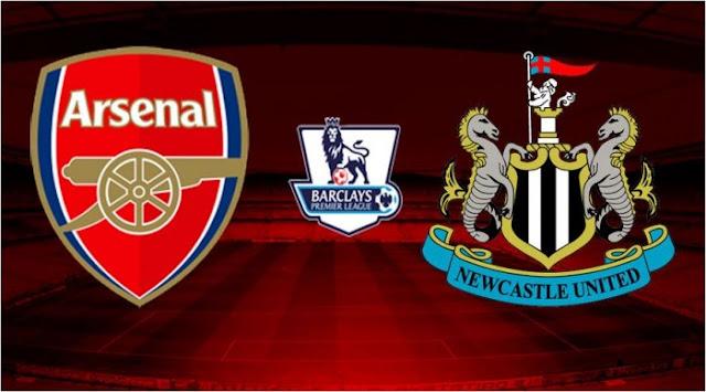Prediksi Liga Inggris Arsenal vs Newcastle United