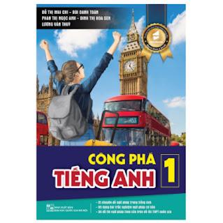 Công Phá Tiếng Anh 1 ebook PDF-EPUB-AWZ3-PRC-MOBI