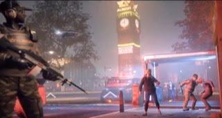 ロンドンで圧政を行うアルビオン