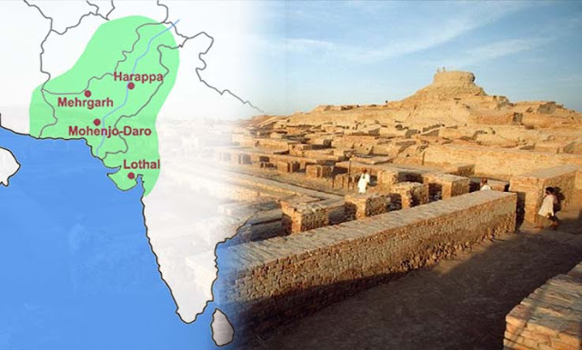 Peradaban Lembah Sungai Indus
