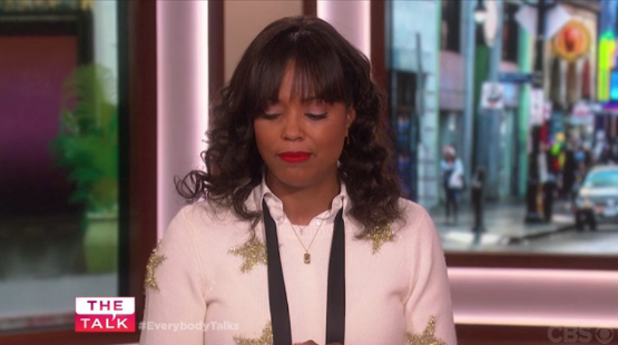 Actress Aisha Tyler' filled for divorce as she talk on it on tv show that her marriage was over