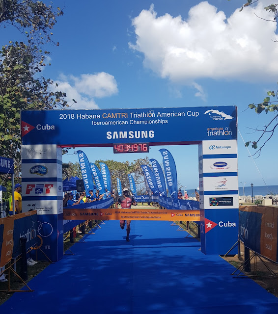 El Triatlón de La Habana se fortalece junto a Samsung