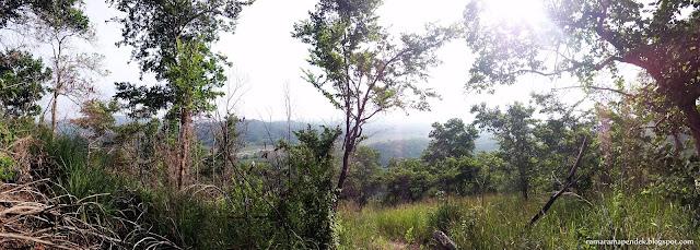 kinasaraban trail