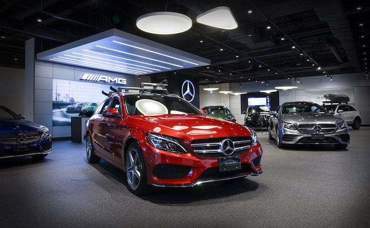 Mercedes Benz Markville Mall