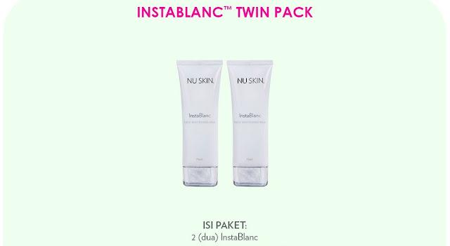 Promo InstaBlanc Nu Skin September 2020