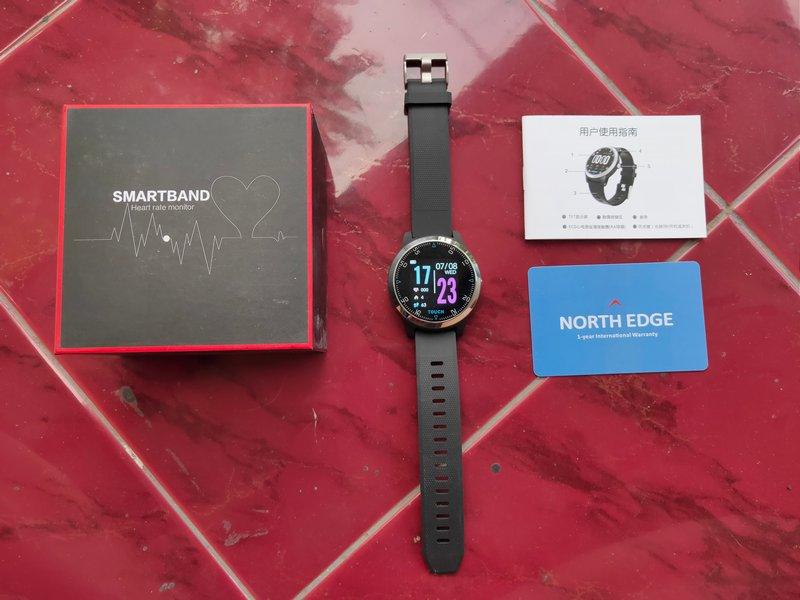 Paket Pembelian Northedge E101