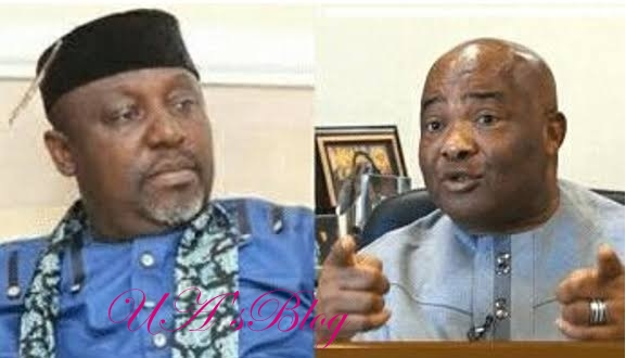 Imo: Uzodinma May Pick Okorocha's Deputy As Running-mate